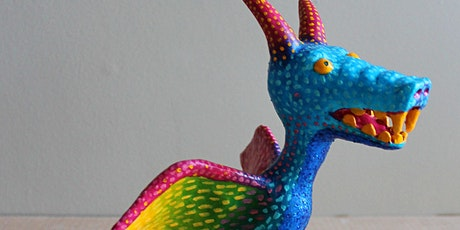 Alebrije Mask Making with Claudia Chagoya tickets
