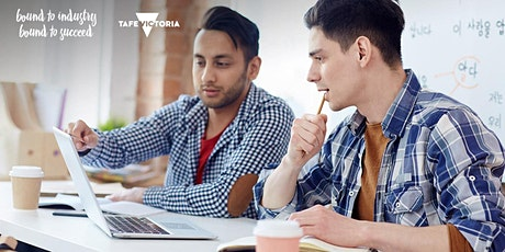 Bendigo TAFE  | Info Session| Preparation for Study tickets