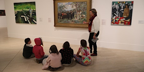 School Holiday Family Guided Tours tickets