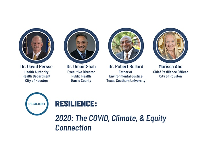 RESILIENCE: 2020: The COVID, Climate, & Equity Connection image