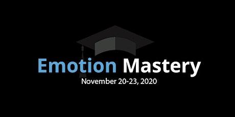Emotion Mastery (Phase 1) tickets
