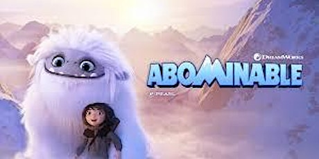 Movies at Mawson: Abominable tickets