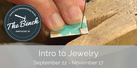 Introduction to Jewelry tickets