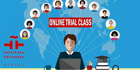 NZ. Free Spanish Class Trial (Online) SPRING TERM tickets