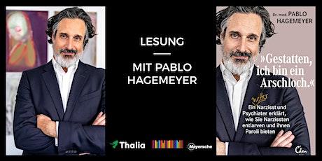 LESUNG mit Pablo Hagemeyer Tickets