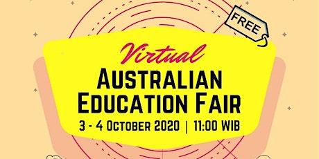 LOEKITO EDUCATION FAIR  3-5 October 2020 tickets