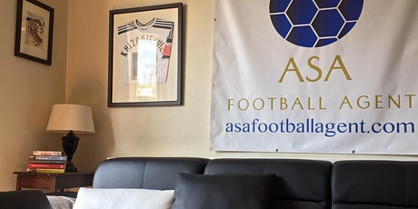 ASA Football Agent - Level 3 (Request an Interview) tickets