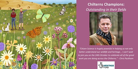 Chilterns Champions: Outstanding in their fields tickets