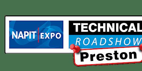 NAPIT EXPO Technical Roadshow - PRESTON tickets