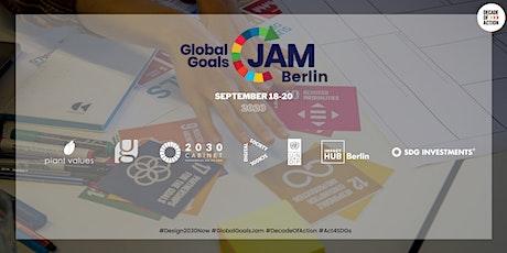 Global Goals Jam Berlin 2020 tickets