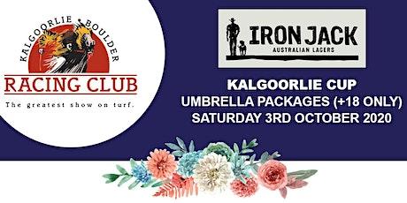 Kalgoorlie Cup Umbrella Package tickets