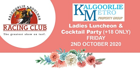 Ladies Luncheon and Cocktail Party tickets