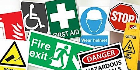 INTRODUCTION TO HEALTH AND SAFETY IN THE WORKPLACE tickets