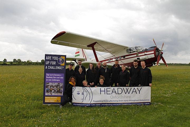 Charity Tandem Skydive image
