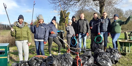 River walk and clean-up along the River Lea in Luton tickets