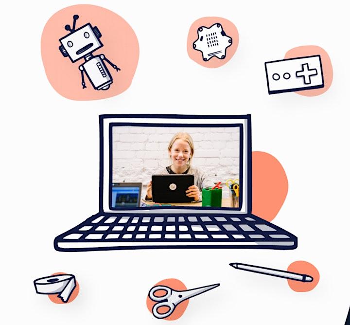 Digital-Workshops für die Bibliothek: Storytelling mit digitalen Werkzeugen: Bild