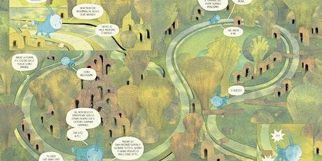 Gli ultimi alberi del bosco | laboratorio creativo biglietti