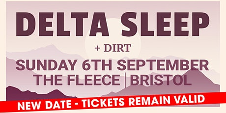 Delta Sleep tickets