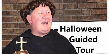 Halloween Guided Tour of Coventry's Martyrs, Saints & Faithfully Departed tickets