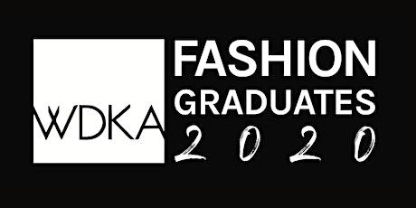 Fashion Experience WDKA fashion graduates tickets