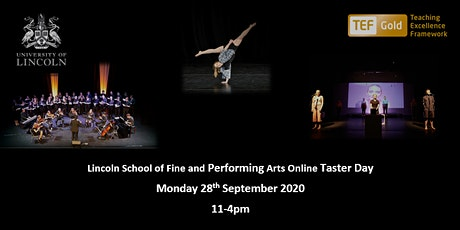 LSFPA Online Taster Day: Monday 28th September 2020 tickets