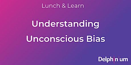 Understanding Unconscious Bias tickets