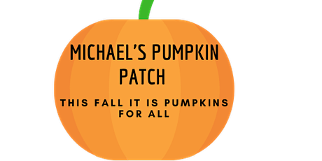 Michael's pumpkin patch tickets