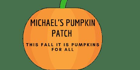 Michael's pumpkin patch tickets