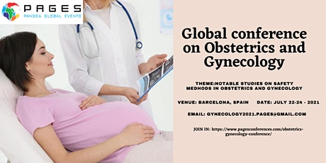 GLOBAL CONFERENCE ON OBSTETRICS AND GYNECOLOGY entradas