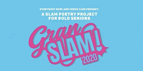 Gran Slam 2020 biglietti