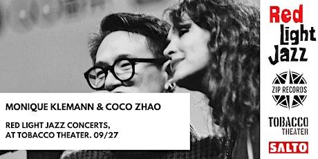 Red Light Jazz Concerts - Monique Klemann & Coco Zhao tickets
