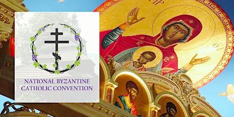 2020 National Byzantine Catholic Convention tickets