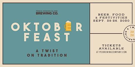 PEI Brewing Company Okto-beer-feast tickets
