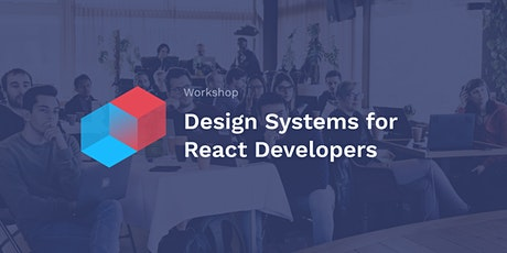 Design Systems for React Developers tickets