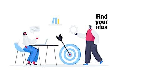 Find your idea - Venture Cup edition! | Ideation at Södertörn Högskola tickets