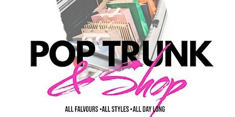 Pop Trunk & Shop tickets