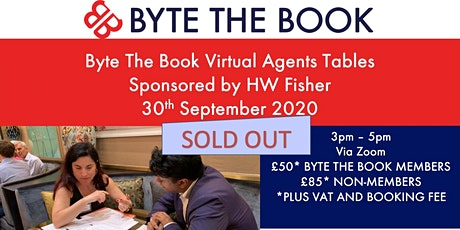 Byte The Book Virtual  Agents Tables tickets