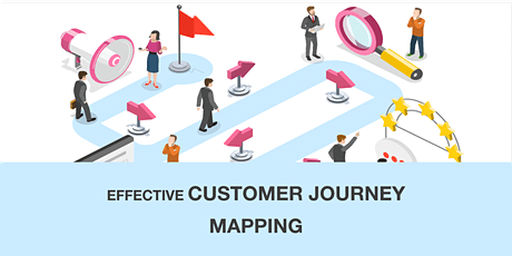 Webinar: Effective Customer Journey Mapping tickets