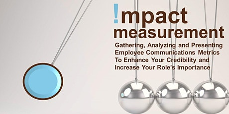 !mpact Measurement: Tracking Employee Communications that Matter tickets