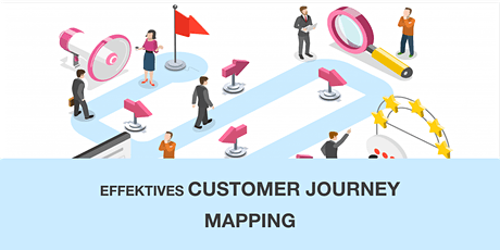 Seminar: Effektives Customer Journey Mapping Tickets