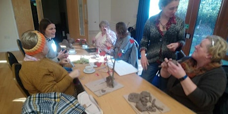 Clay Sculpture Workshop with Rebecca Buck tickets