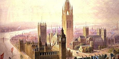 Virtual Tour - Unbuilt Buildings in London tickets
