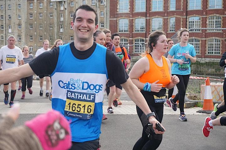 Team BCDH Bath Half Marathon 2022 image