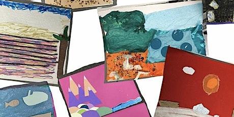 October Half Term Art Club - Online tickets