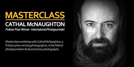 Masterclass: Cathal McNaughton tickets