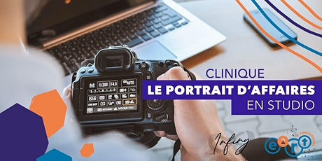 Clinique Infiny - Le portrait d'affaires en studio billets