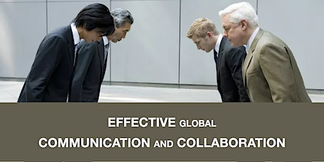 Webinar: Effective Global Communication and Collaboration tickets