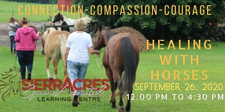 Healing With Horses tickets