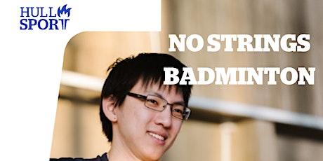 Welcome week Badminton tickets