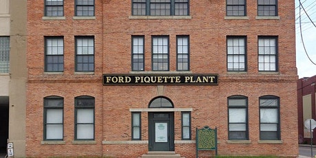 Ford Piquette Avenue Plant: Discount Day tickets
